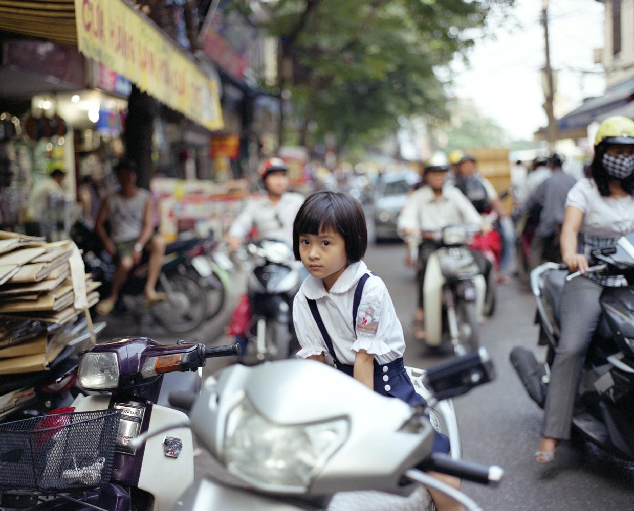 高野勝洋のベトナムの写真