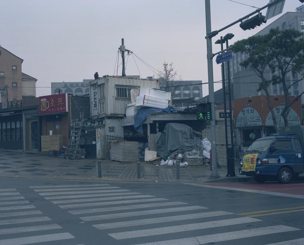 高野勝洋と韓国