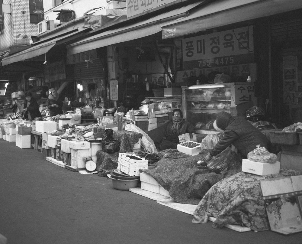 韓国ソウルの写真
