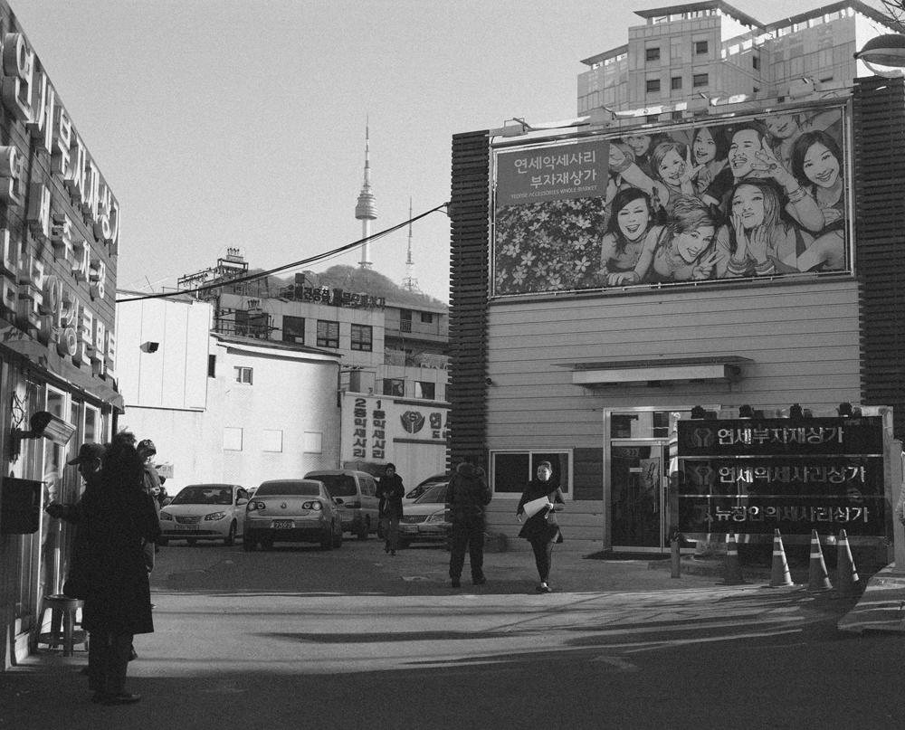韓国の写真