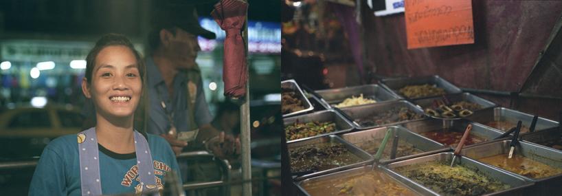 バンコクの人々
