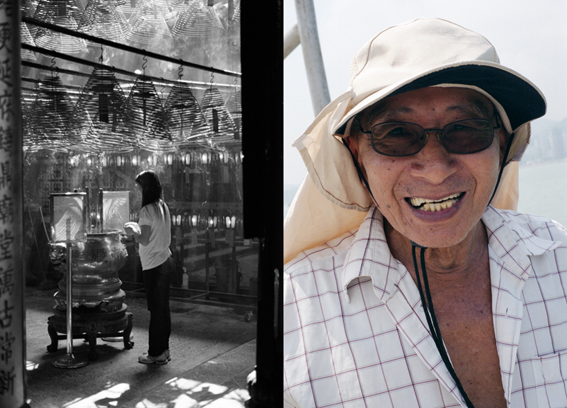香港の人々