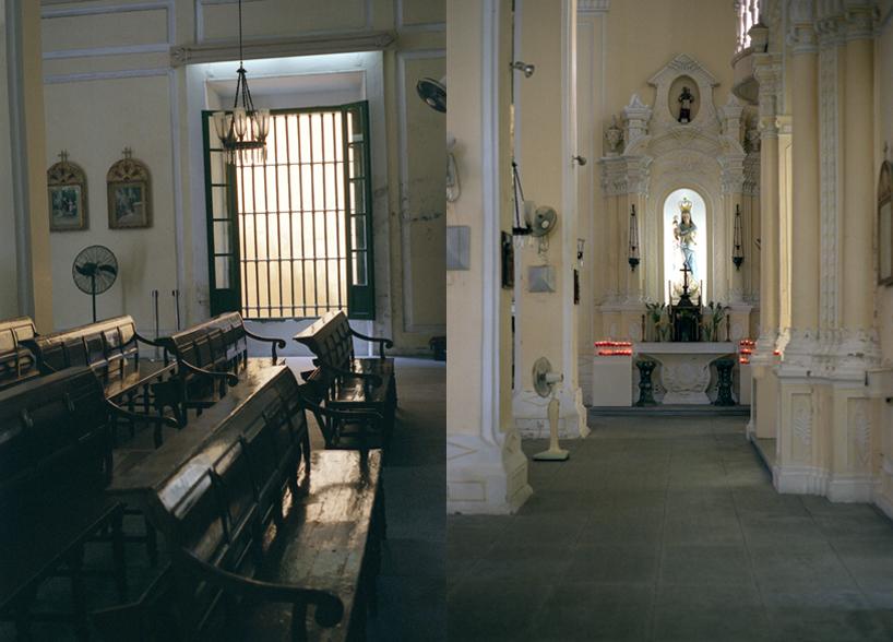 写真家高野勝洋と教会