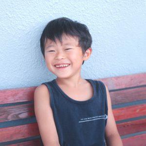 高野勝洋の息子の写真